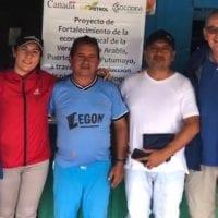 Fortalecimiento de la Competitividad en empresas asociativas rurales de Puerto Caicedo