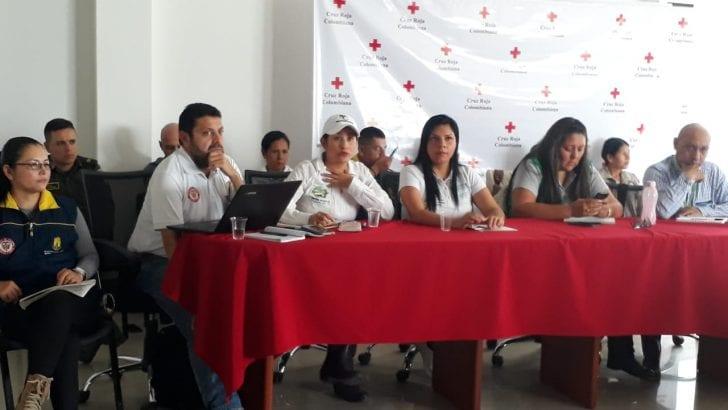 Conclusiones Puesto de Mando Unificado por emergencia en Mocoa