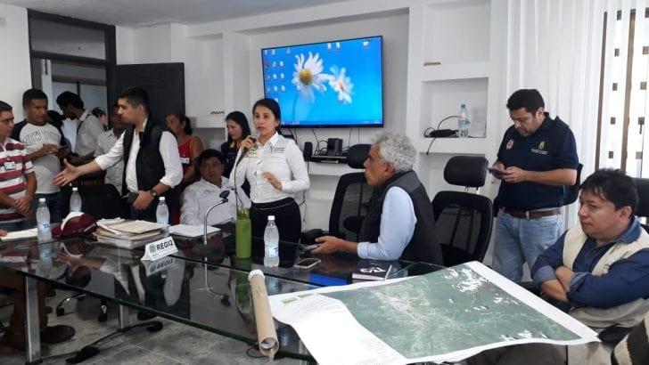 Continúa Puesto de Mando Unificado por emergencia invernal en Mocoa
