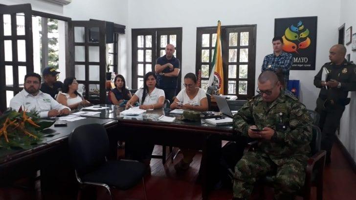 Consejo Deptal de Gestión del Riesgo prioriza ayudas para Mocoa y otros municipios