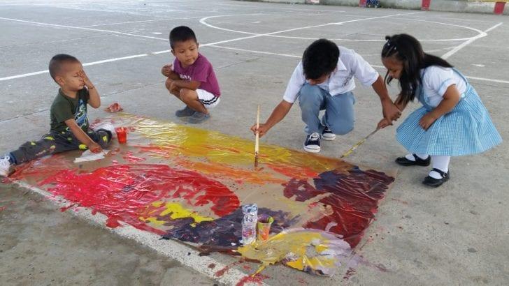 Jornada cultural y artística para la erradicación del Trabajo Infantil en Puerto Guzmán