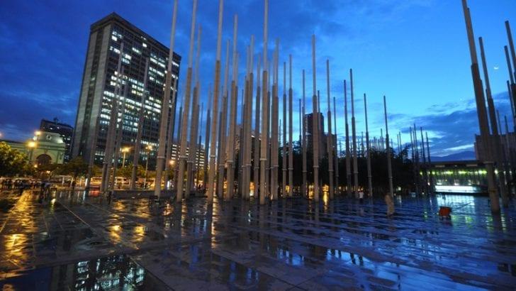 Medellín, donde la Eterna Primavera Vive