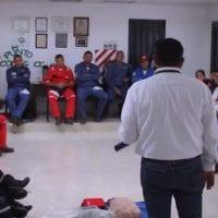 Ecopetrol lidera taller de actualización en conocimientos para atención de Emergencias