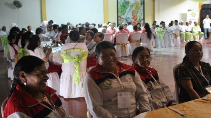 Inició Encuentro Departamental del Adulto Mayor