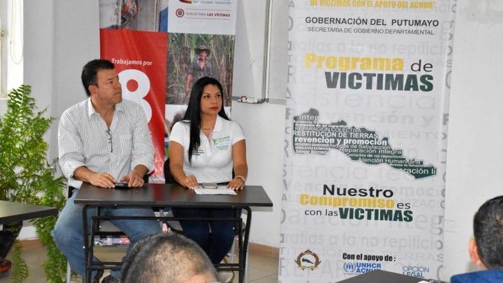 Comité Departamental de Justicia Transicional