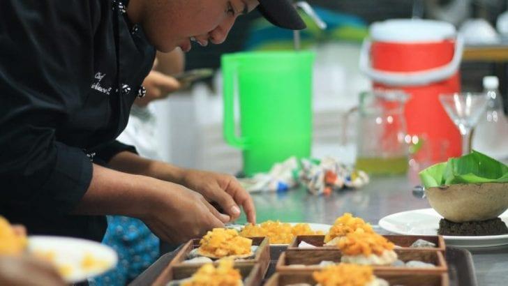 Gastronomía Putumayense a III Encuentro Internacional de Sabores Andinos