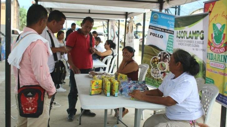 Cierre de Feria Territorial para la Paz en Mocoa
