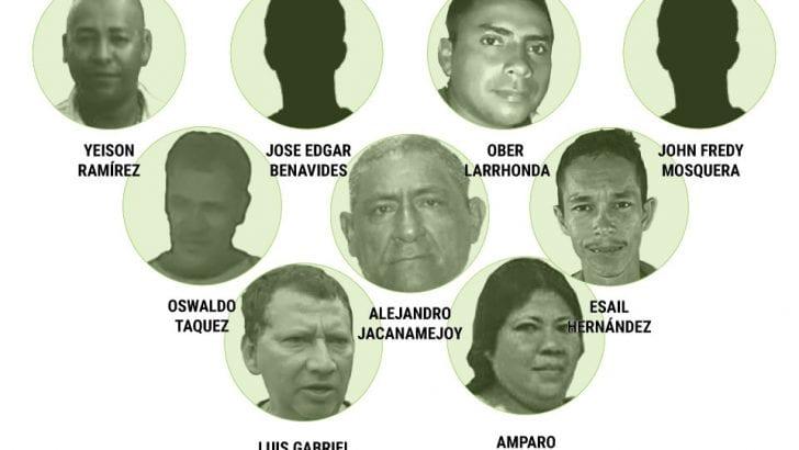 En Putumayo están matando los líderes que apoyan la sustitución