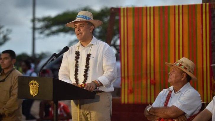 A los colombianos les comienza a gustar el estilo de gobierno de Duque