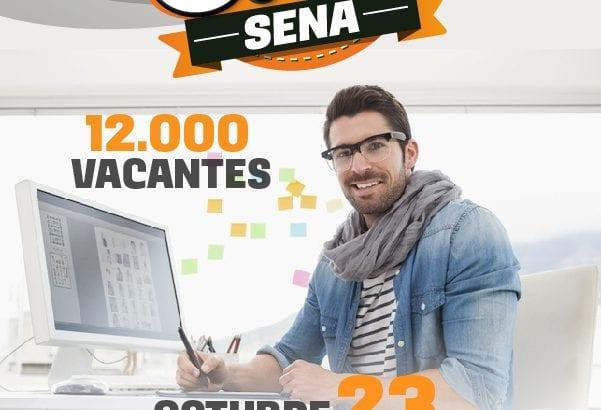 Más de 12.000 oportunidades de empleo para los colombianos