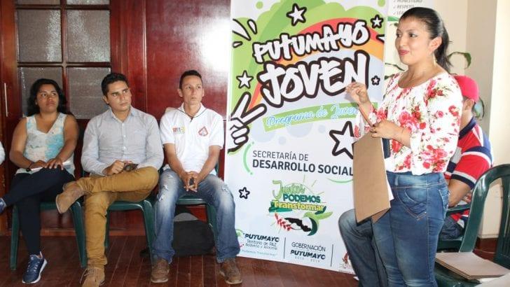 Reunión de líderes de programas juveniles municipales