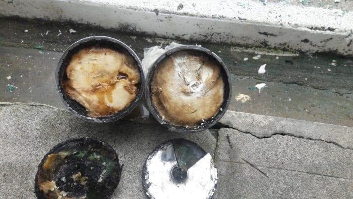 Incautados 9kg de clorhidrato de cocaina oculto en