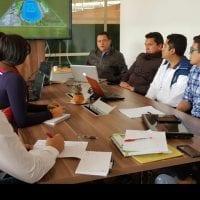 Mesa técnica proyecto deportivo para Mocoa