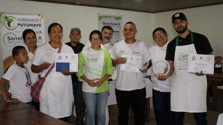 Ganadores del Festival Gastrodiverso y Ancestral 'Sabores de mi Putumayo'