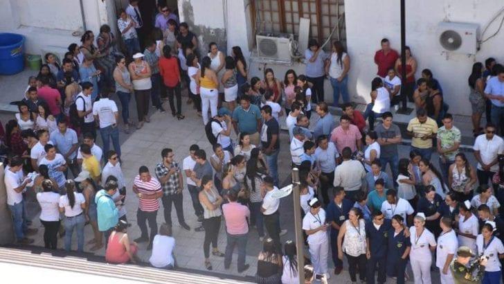 Putumayo evacuó 34.393 personas en Simulacro Nacional de respuesta a emergencias