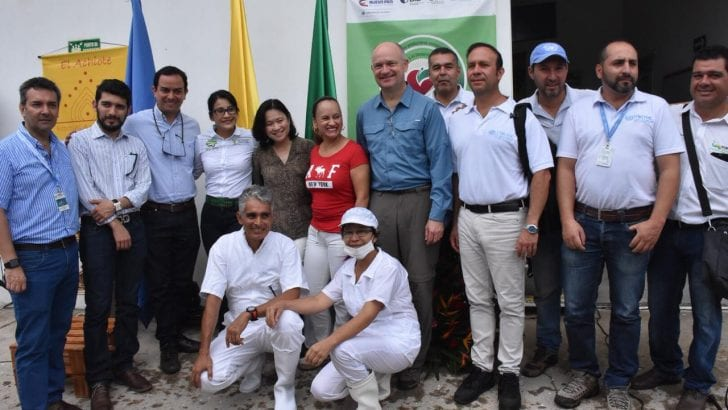 Putumayo lanza semillas Sacha Inchi de Desarrollo Alternativo