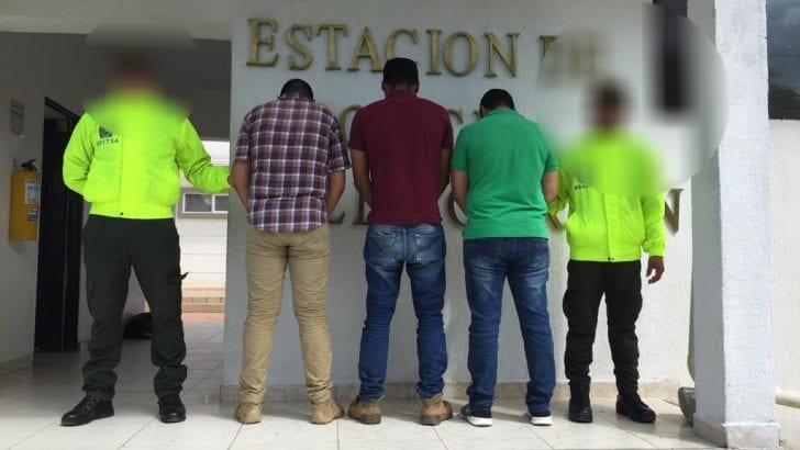 Ofensiva Contra El Hurto De Residencias En Putumayo.