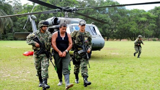 Capturado alias 'Miguel', señalado cabecilla de finanzas del GAO residual Estructura Primera