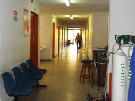 Enfermera fantasma sana enfermos en hospital de PuertoAsís
