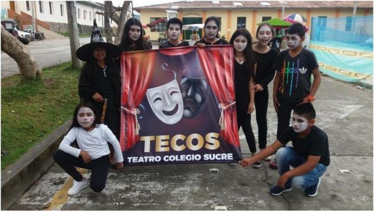 Terminó el Festival Departamental de Teatro en Sibundoy