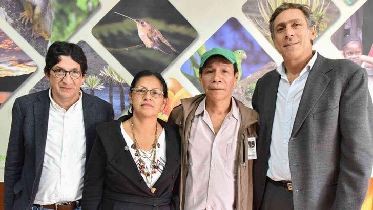 Más recursos para proyectos indígenas de la Amazonia colombiana