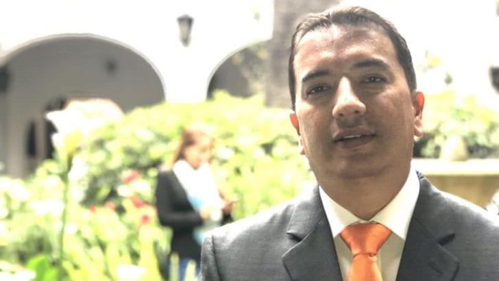 Germán Narváez Burbano, se posesionó como director de la Unidad de Victimas en Putumayo.