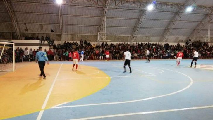 Se lució Sibundoy con el Sexto Campeonato Departamental de Fútbol de Salón