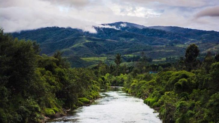 Pueblos del Valle del Sibundoy defienden el agua y rechazan la megaminería