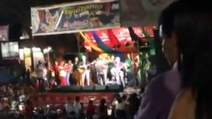 Hombre fue asesinado en presentación de Giovanny Ayala, en Putumayo