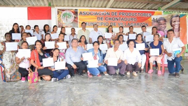 Proyecto Comunica en alianza con SENA fortalecen a comunidades en planes de desarrollo económico en Putumayo