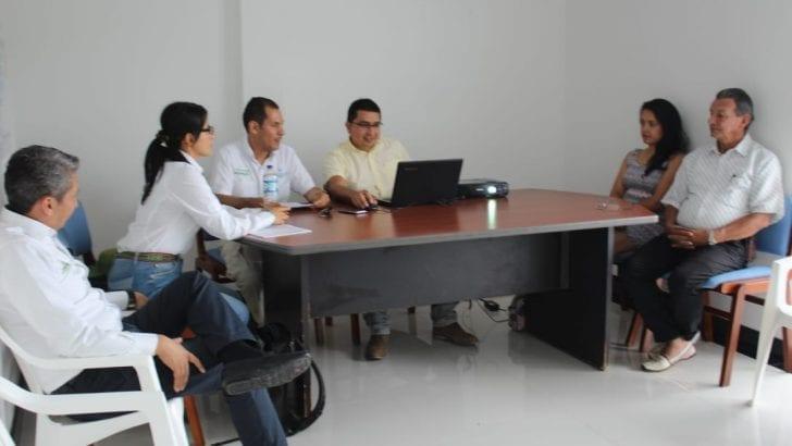 Junta Directiva en Hospital María Angelines de Leguízamo