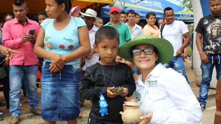 Día del productor campesino en Leguízamo