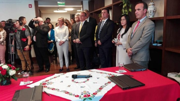 Lanzamiento del proyecto para conservación de la Amazonía y el desarrollo territorial para la paz en el Putumayo