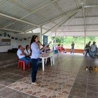 Encuentro Departamental de Política Pública para comunidades con planes de Reubicación