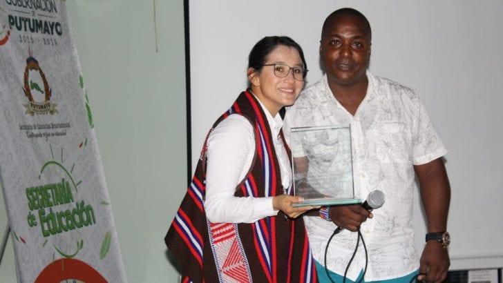 Gobernadora es reconocida 'Hija Predilecta' del municipio de Puerto Guzmán