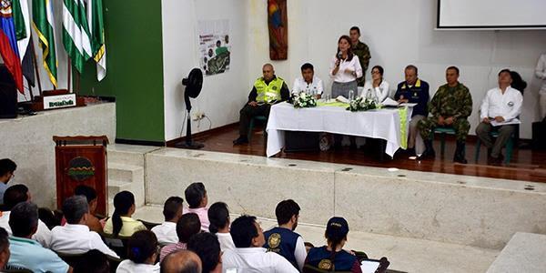 Vicepresidenta Marta Lucía Ramírez, instalará mesa de participación civil en Mocoa
