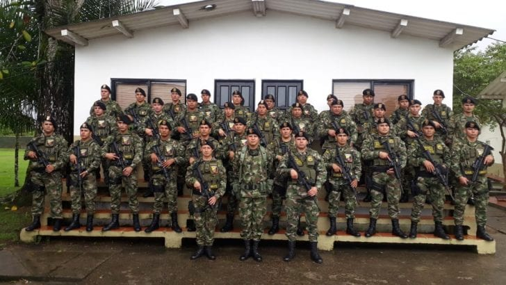 Para atacar el secuestro y la extorsión Gaula Militar Putumayo tiene nuevo comandante
