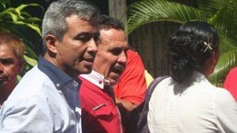 Romo Pantoja, a la gobernación