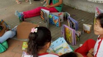 Jornada de Recreación y Aprendizaje en La Hormiga (P) con PET Ecopetrol