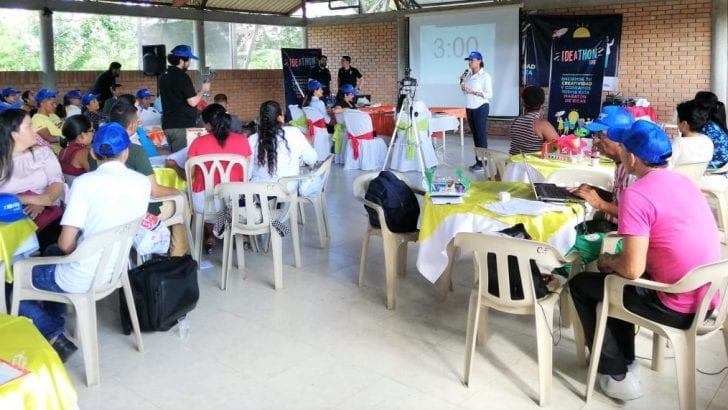 Emprendedores del Putumayo presentaron sus ideas en Ideathon 2018