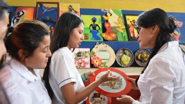 'Educando con amor por Mocoa'