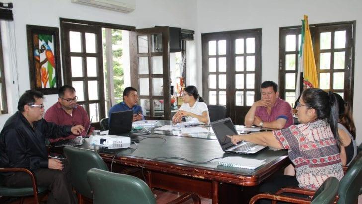 Junta Directiva Empresa de Energía del Valle de Sibundoy – EMEVASI