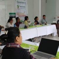 Mesa Técnica para segunda convocatoria de iniciativas del Proyecto 'Poder Mujer'