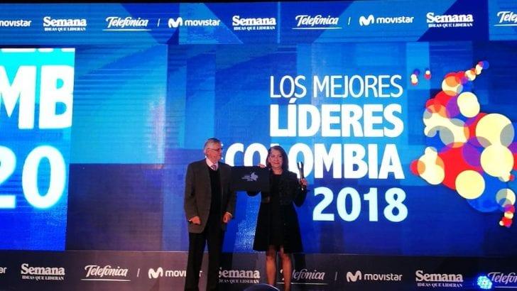 Instituto SINCHI elegido como uno de los 10 mejores líderes de Colombia 2018