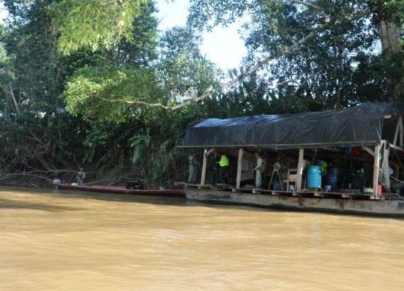Fuerte ofensiva por la protección del medio ambiente en el sur colombiano