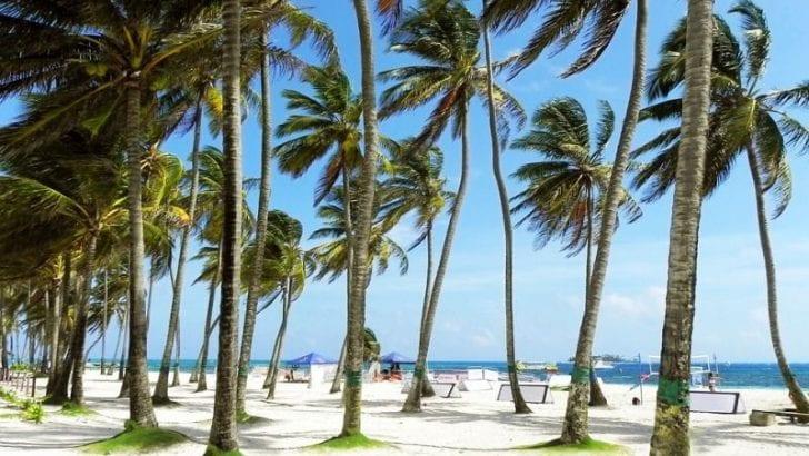 San Andres, la Isla bonita del Caribe Colombiano