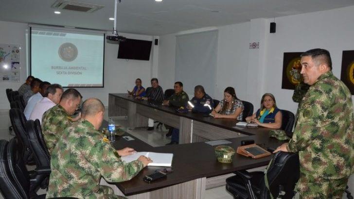 Sexta División asume liderazgo de la Burbuja Ambiental para 2019