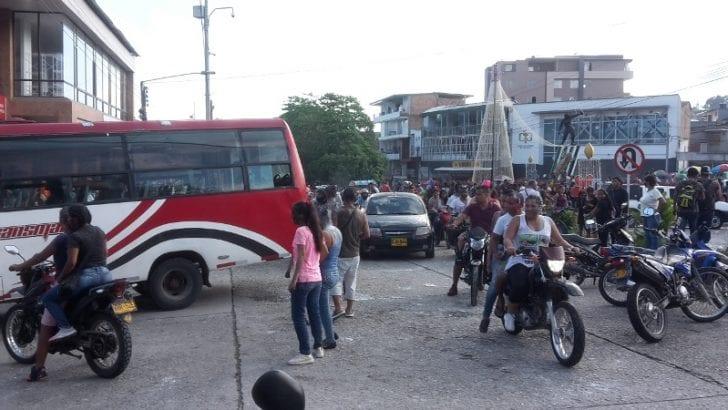 En Mocoa, el tal Decreto de Día sin Carro y Motos en Carnavales No Existe!