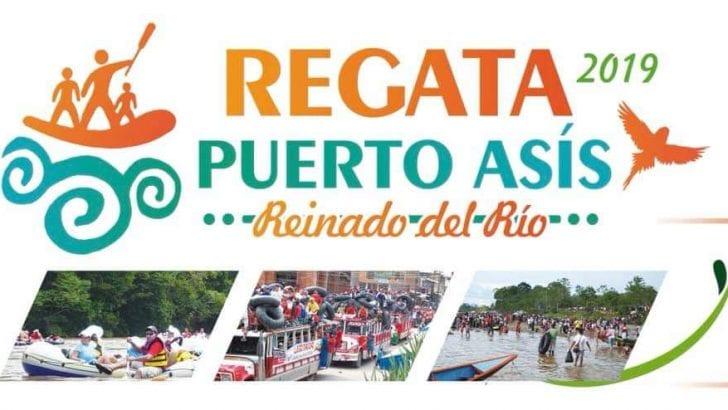 Vive la Regata 2019 en Puerto Asís