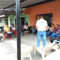 Gobernación iniciará mejoramiento de viviendas en Orito